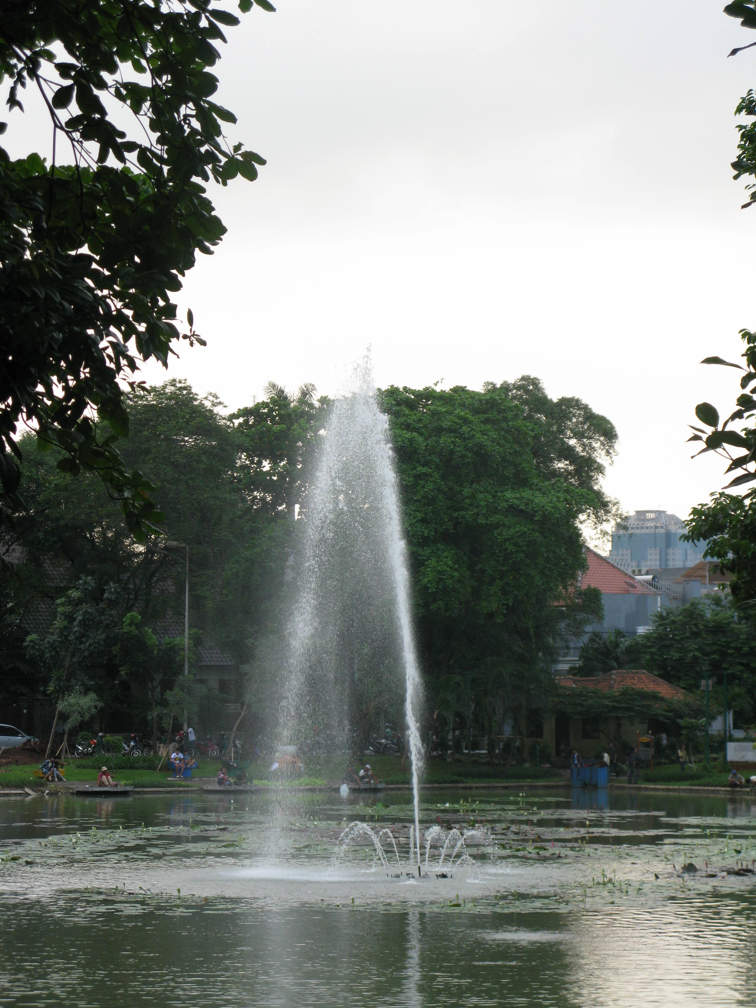 Lembang Park in Jakarta