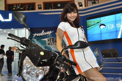 Bajaj babe Jakarta