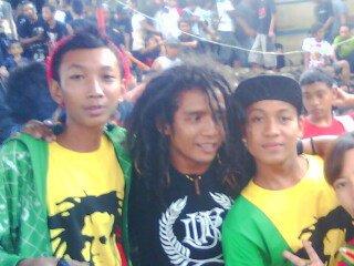 anak reggae rasta