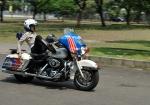 Polisi cewek Harley