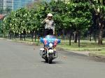 Polwan Harley Davidson