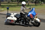 Indonesia's lady biker cops