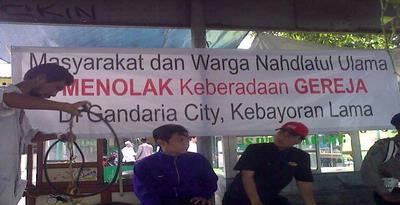 Pluralism Fail in Jakarta