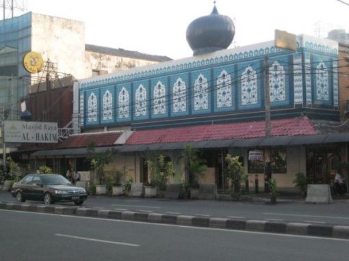 Mirip Mesjid Sejarah Jakarta Perahu Tangkuban (yang 2011)
