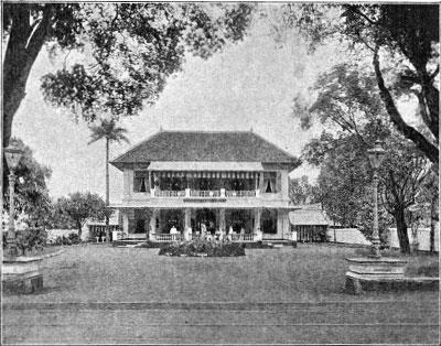 Hotel der Nederlanden (Batavia)