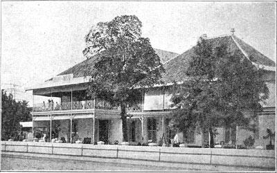 Hotel Wisse Batavia