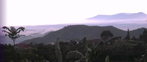 Between Puncak and Bandung
