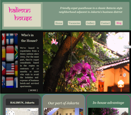Halimun House Index