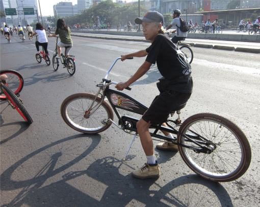 Photos of Indonesia lowrider bicycles
